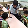 余老師與孩子們