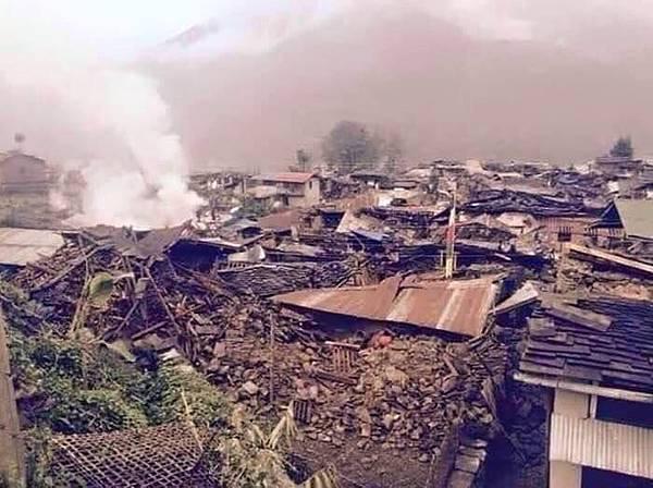 尼泊爾災情3