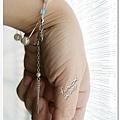 藍與白‧夏日風手鍊-手圍可調式  照片_0016-1.jpg