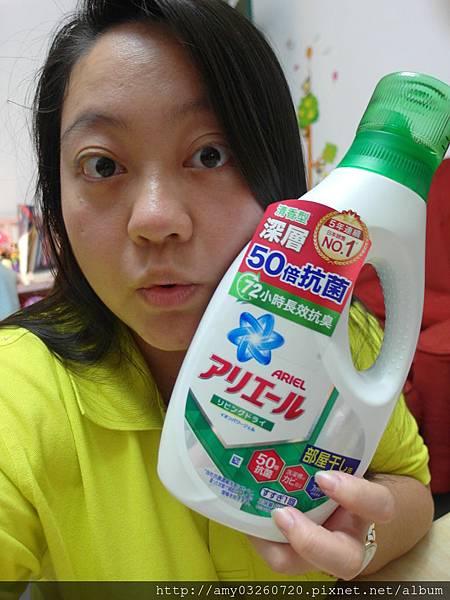 Ariel超濃縮洗衣精16.JPG