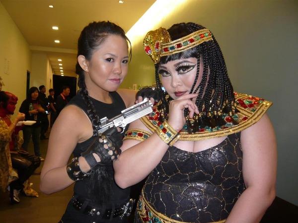 amy&埃及妖后vivian
