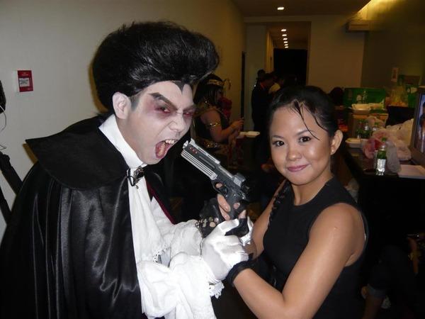 尼古拉斯伯爵the vampire