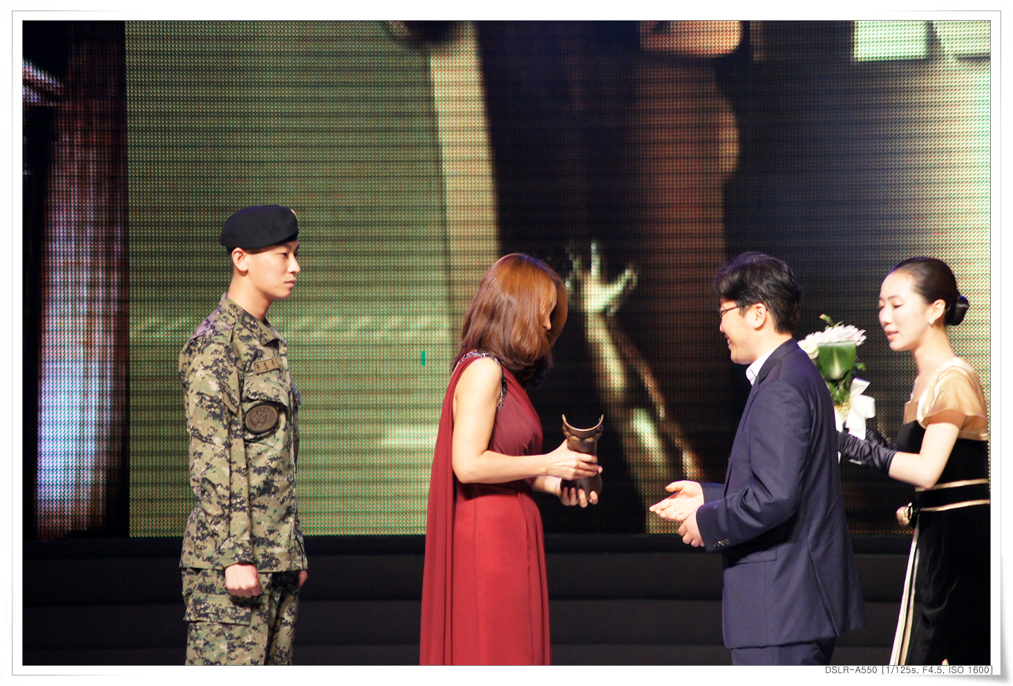 THE 5TH DAEGU MUSICAL AWARDS獲頒年度之星 (1)
