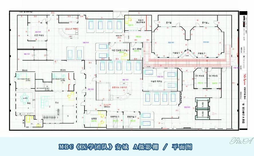 3-安城A摄影棚-平面图