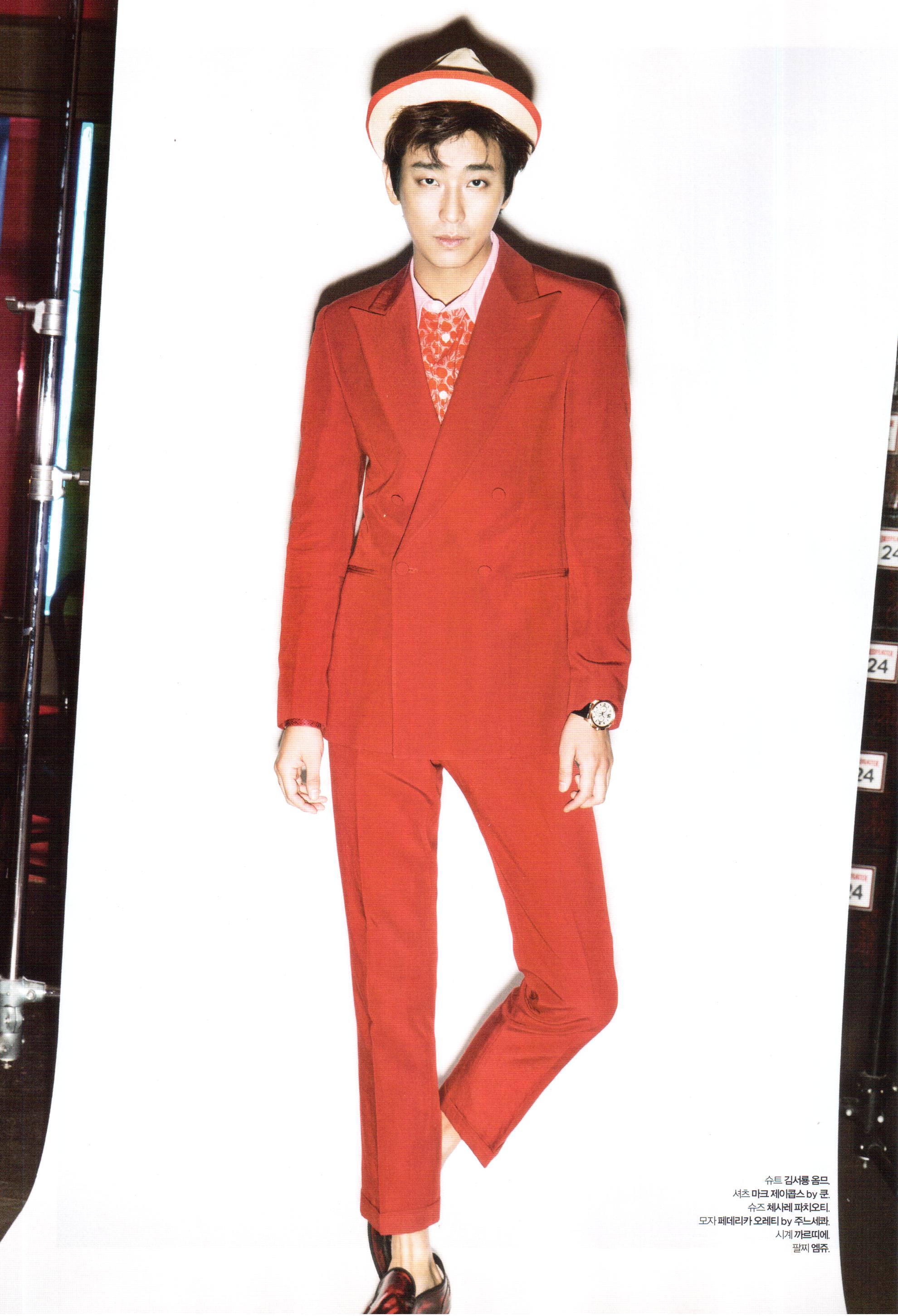 韓雜 Lofficiel Hommes Korea 5月號9