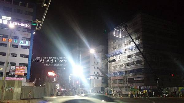명지국제신도시_영화촬영_신과함께_20160827_4