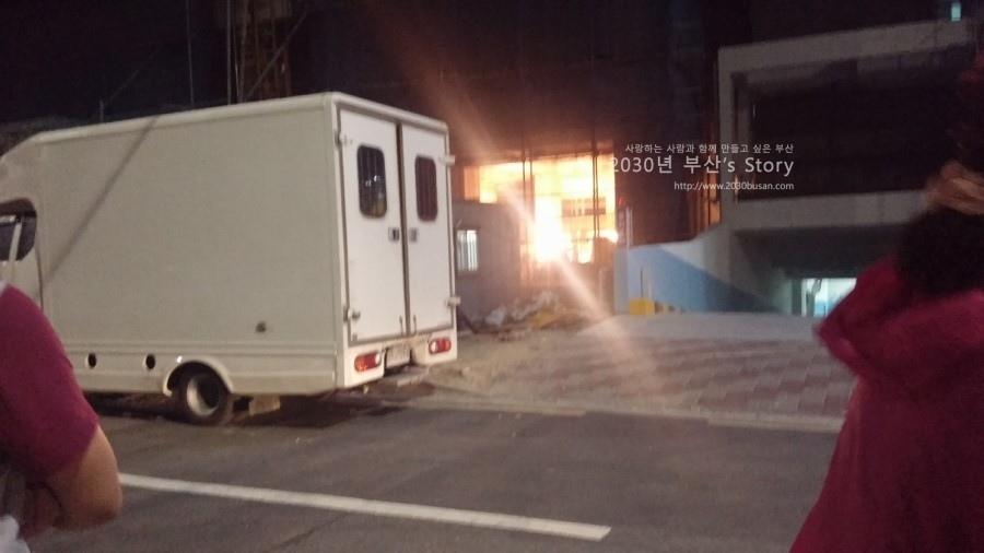 명지국제신도시_영화촬영_신과함께_20160827_3