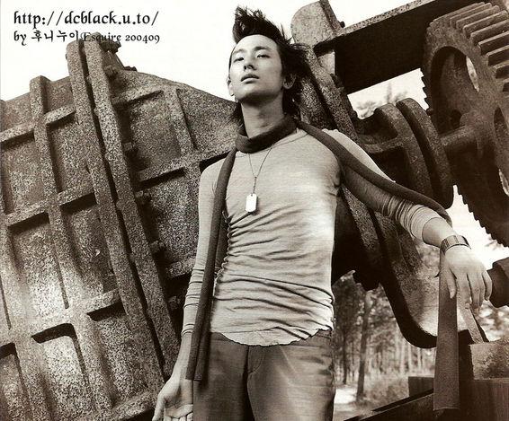 주지훈~Esquire 2004.09