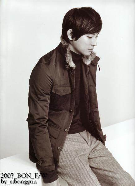 주지훈 BON 2007 A/W