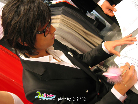 060316 蔚山 BON簽名會
