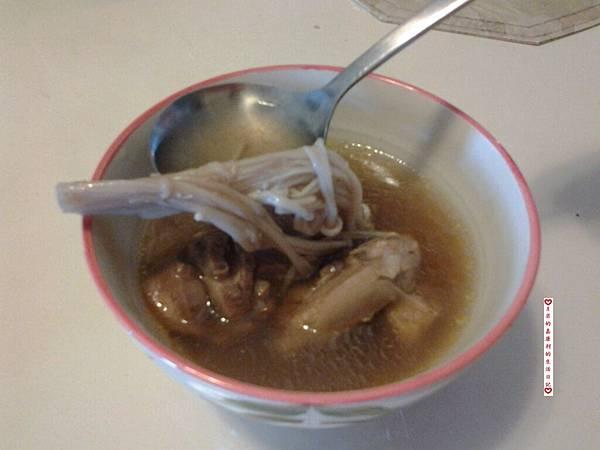 養生活力雞湯