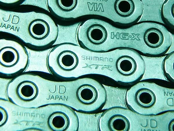 shimano xtr cn-m980 10速鏈條