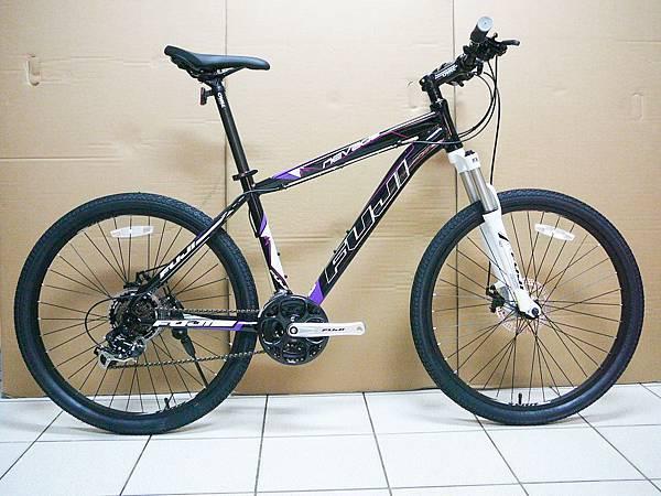 NEVADA 1.9D  black 26x17