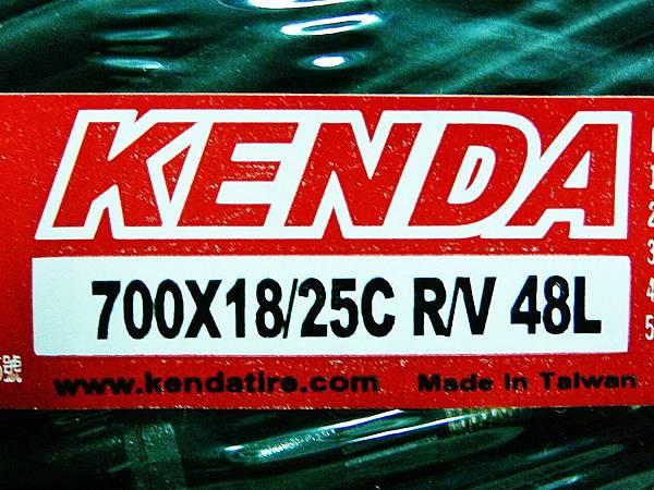kenda 700x18c~25c r/v 法嘴