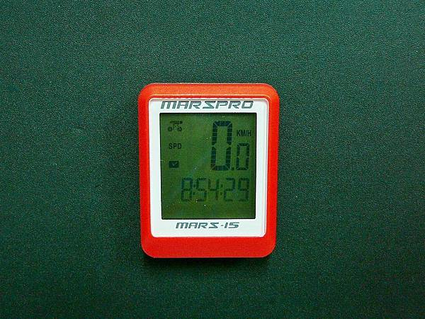 marspro 13功能碼表/紅色