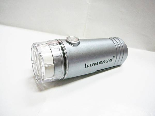 ILUMENOX 3 LED 車燈 銀