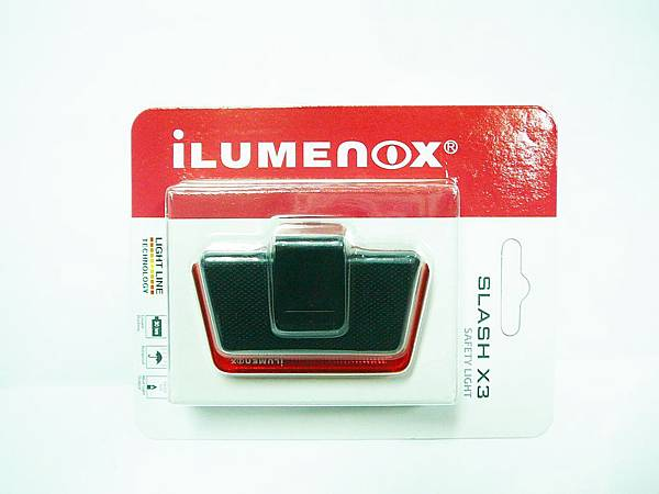 iLUMENOX SLASH X3 小雷神(SS-L315)