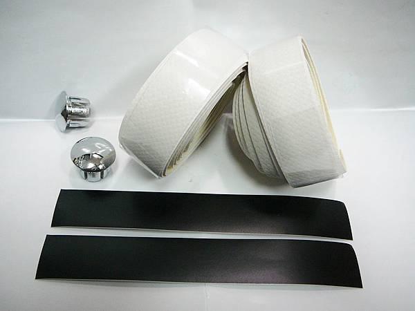 類碳纖維紋 PU 材質 把手帶