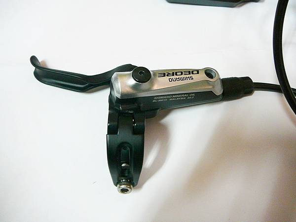 shimano m615 油壓碟剎