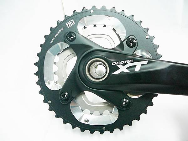 shimano XT 10速 FC-M785 40x28
