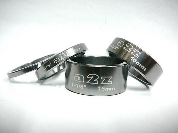 a2z 陽極鈦色 鋁合金龍頭墊片