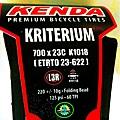 KENDA 防刺胎/可折 K1018 L3R 700x23c