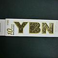 頂級/鍍鈦~YBN SFL 101-TI 10速 自動潤滑 輕量化中空鏈條