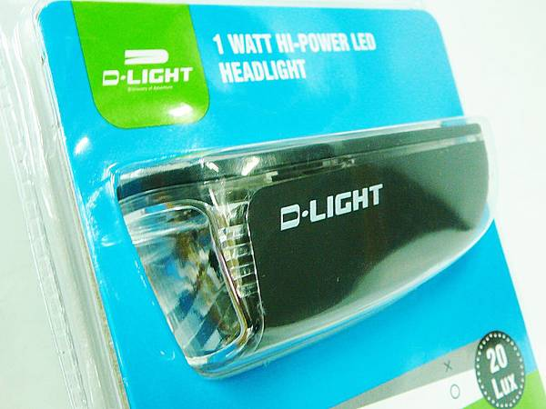 D-light 20 lux前燈 cg-119p