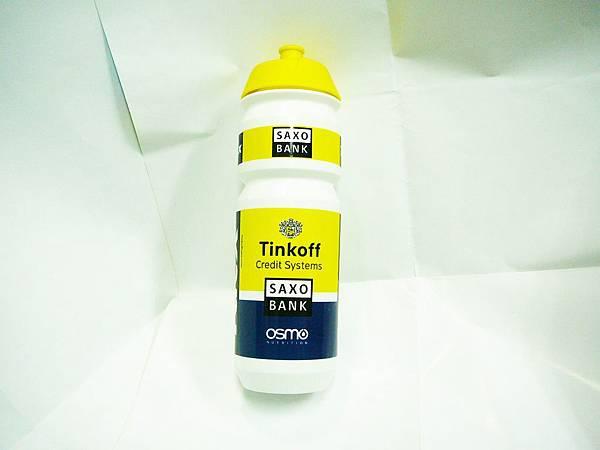 2016 Tacx Tinkoff saxo osmo 750cc 環法 車隊版 水壺