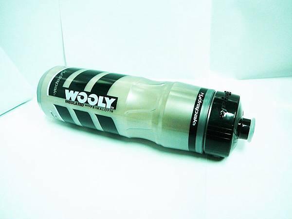Hydrapak Wooly Mammoth 750ml/ 黑/雙層保冷保溫水壺