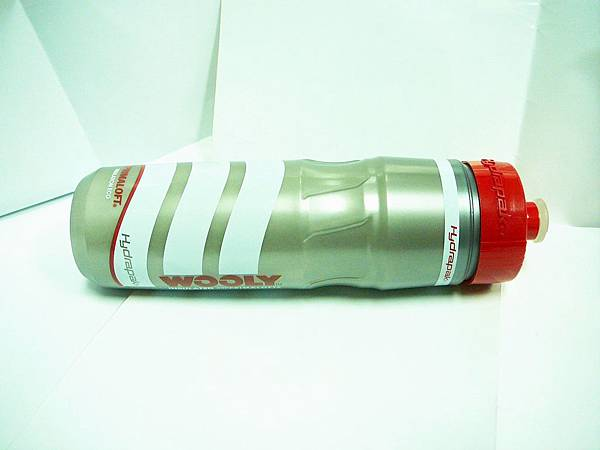 Hydrapak Wooly Mammoth 750ml/ 紅/雙層保冷保溫水壺