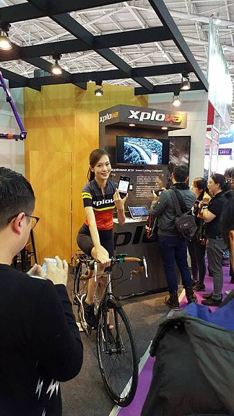 2016 (105年03.02) 台北自行車展