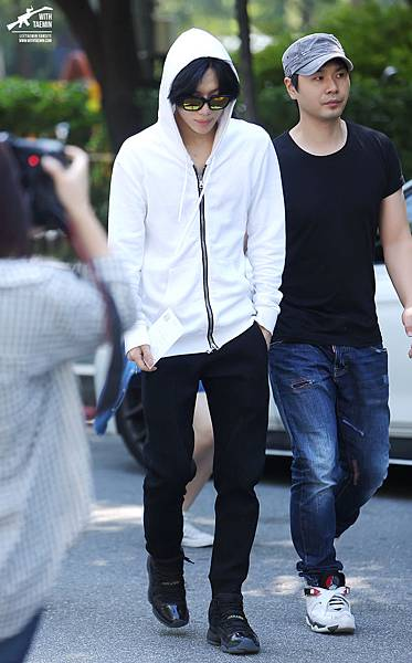 WITHTAEMIN-140829 KBS Music Bank 上班