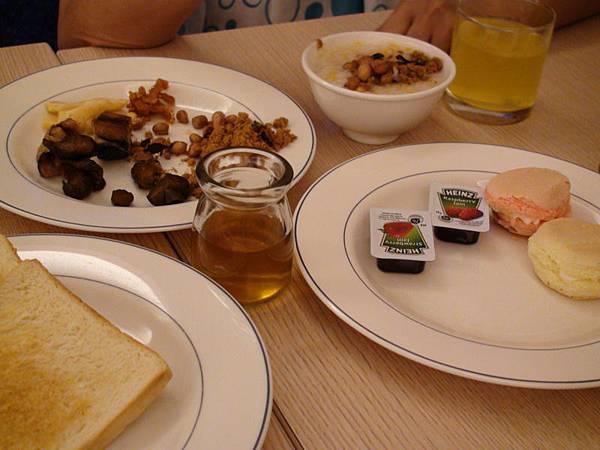 台南英代飯店-早餐buffet