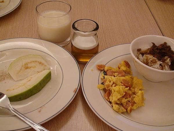 台南英代飯店-早餐