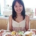DSCF6710點早午餐很豐盛.JPG