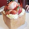 DSCF7836草莓蜜糖吐司,吃不完啦.JPG