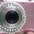 DSCF8888李小豬貼的相機水鑽.JPG