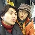 臺北車站合照