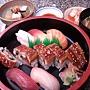 我的饅魚加其它壽司
