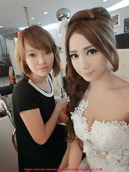 桃園新娘秘書韓風造型