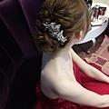 新娘秘書桃園中壢新秘八德新秘台北新秘/新娘鮮花造型新秘/韓風韓系編髮/歐美日系/結婚新秘造型