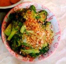 酥炒花椰菜