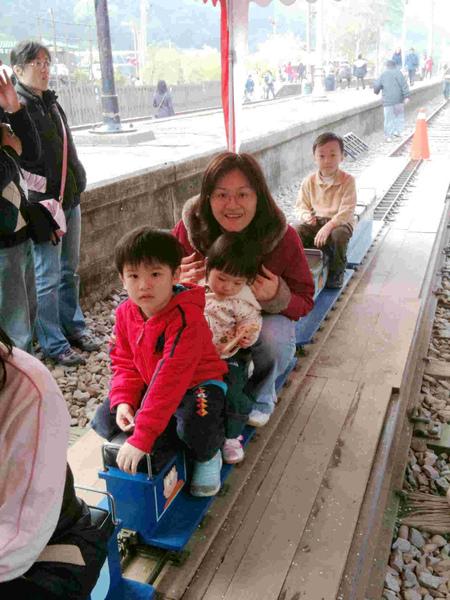 勝興火車站