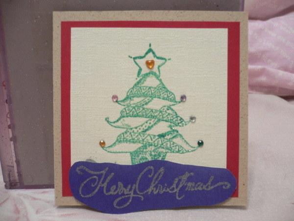 2006年版聖誕卡...