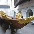 倫敦~格林威治~國立海軍博物館~不能拍照的船-5.jpg