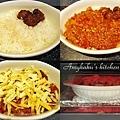 義式肉醬麵+南瓜湯