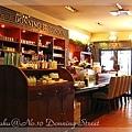 倫敦 唐寧街十號英國茶館