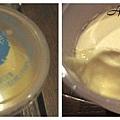 pastel pudding