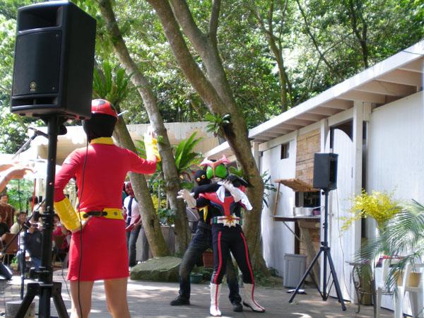 假面騎士的婚禮4